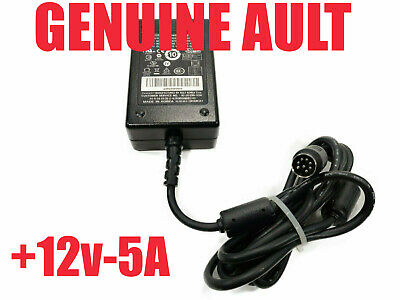 Genuine AULT JMW160KA1200F04 8-Pin Medical Power Supply +12V 5A OEM