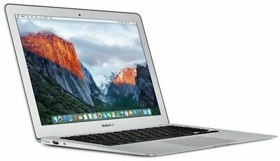 "Apple MacBook Air 2015 13"" Laptop - MJVE2LL/A Core i5 1.6GHz 8GB 256GB SSD B"