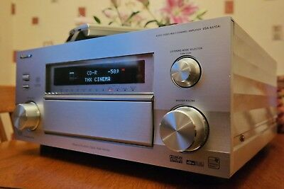 Pioneer Exclusive VSA AX10Ai-S 7.1 Channel AV Receiver WORLDWIDE SHIPPING
