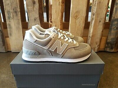 huge discount 255cb c97cd NEW IN THE Box New Balance Wl574Eg Grey Lifestyle Shoes For ...