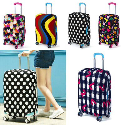 """Travel Luggage Protective Suitcases Protector Dustproof Cover Bag Fit For 18-30"""""""