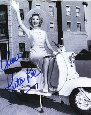 Entertainment Memorabilia Autographs-original Sensible Joan Freeman Sandy Dreams Tower Of London Signed 8x10 Photo