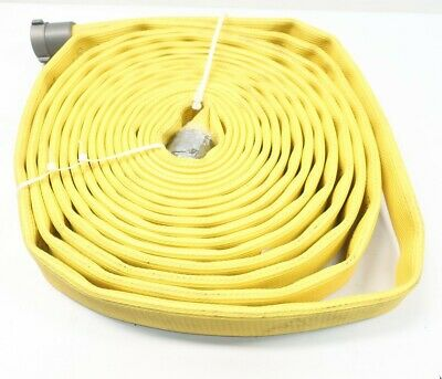 Snap Tite HFX Fire Hose 1-1/2in Npt X 100ft