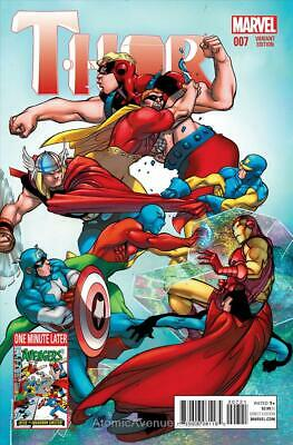 THOR vol 4 (2014) variant covers NM (you pick)