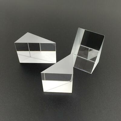 Optical Isosceles Glass Right Angle Triangular Prism Optics Light Science Surv