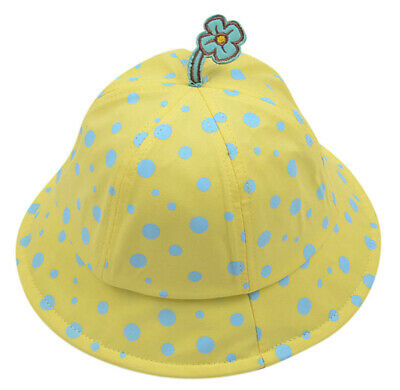 Summer Newborn Baby Boy Girl Infant Sun Hat Outdoor Beach Bucket Hat Cap