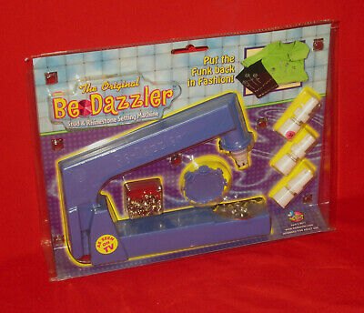 New in Package The Original BE Dazzler Stud/Rinestone Setting Machine