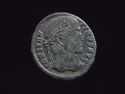 Authentic Roman coin AE3 of Constantine I The Great, City Gate reverse  CC8741