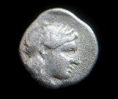 Greek Silver Hemidrachm from the City of Cius in Bithynia, 350-300 BC,  CC8969