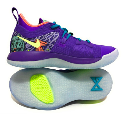newest collection cb244 e2d05 Nike PG 2 MM Mamba Mentality Paul George Purple AO2986-001 Men s Shoes SZ 18