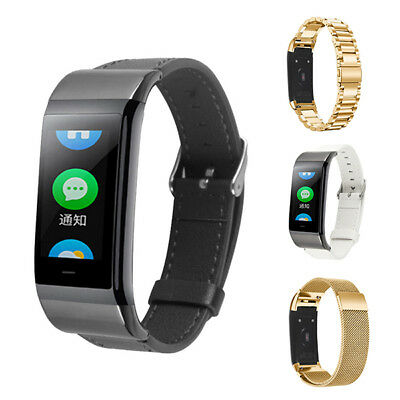 Stainless Bracelet Smart Watch Band Strap For Xiaomi Huami Amazfit Cor Midong