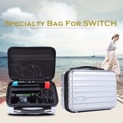Storage Bag Suitcase Für Nintendo Switch Hard Shell Protective Case Carrying Box