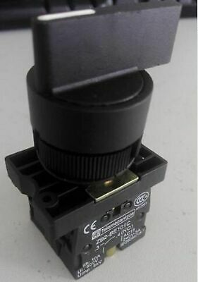 Telemecanique 2 Position Rotary Locking Selector Switch ZB2BE101C