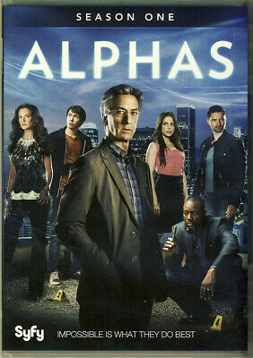 Alphas - Season 1 (Keepcase) New DVD