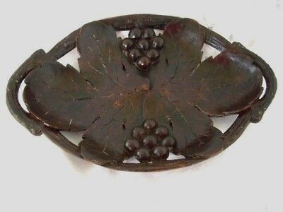 Black Forest~ Antique / Vintage  ~ Hand Carved ~   Fruit Bowl