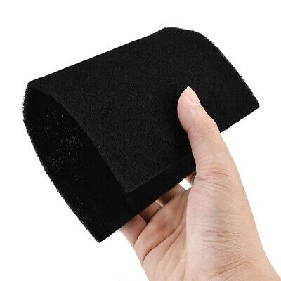 Activated  Carbon  Foam  Sponge  Filter  Sheet Sponge Pad Air Filter Pads Set
