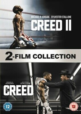 Creed: 2 Film Collection *NEW* DVD / with Digital Download