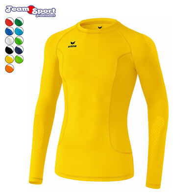 Erima Elemental Longsleeve Underwear - Kinder / Fussball Training Fitness Joggen