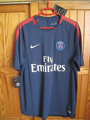 MAILLOT PSG SQUAD PARIS SAINT GERMAIN TRAINING SHIRT