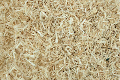 Aspen 1Kg Snake Reptile Animal Bedding Substrate Natural Soft Wood