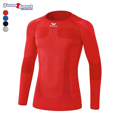 Erima Functional Longsleeve Underwear - Kinder / Fussball Training Fitness