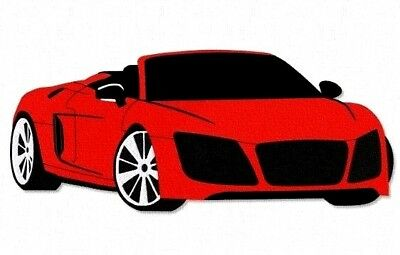 Automobile embroidery design Digital filled machine designs Car embroidery files