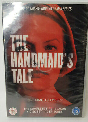 Handmaids Tale The Season 1 Dvd