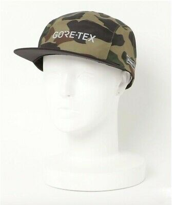 a8a2c768e0a0e A BATHING APE GORE-TEX 1st Camo Jet Cap Hat Adjustable BAPE NIGO Japan  Authentic