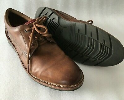 outlet boutique buy online fast delivery CLARKS MEN'S EDGEWICK Mid Chukka Boot, Dark Brown Size 11.5 ...