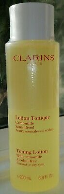 Clarins Toning Lotion With Camomile - 200Ml - Sealed