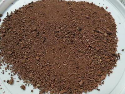 COPPER POWDER 97.40 COPPER 2.37 TIN FOR MELTING CRAFTS ART ORGANITE 2ozs - 10lbs