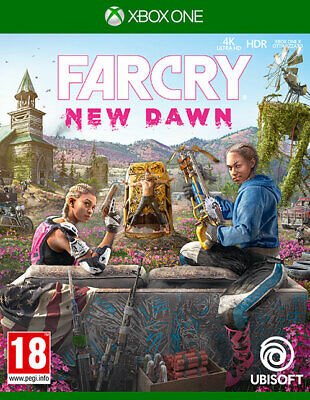 Far Cry New Dawn XBOX ONE UBISOFT
