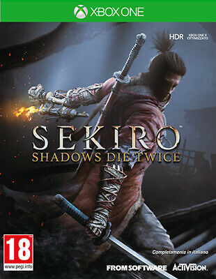 Sekiro Shadows Die Twice XBOX ONE ACTIVISION BLIZZARD