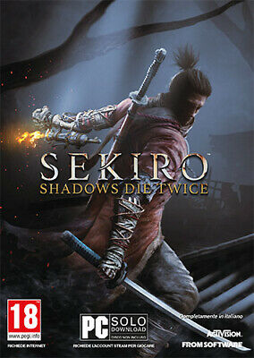 Sekiro Shadows Die Twice PC ACTIVISION BLIZZARD