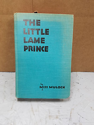 The Little Lame Prince by Miss Mulock 1940 ?