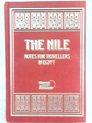 The Nile - Notes for Travellers in Egypt (W. Wallis Budge - 1984) (ID:51430)