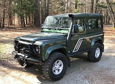 1993 Land Rover Defender  1993 LAND ROVER DEFENDER 90 200TDI TURBO DIESEL BEAST 4X4 MONSTER