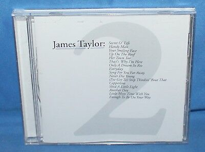 GREATEST HITS, VOL  2 by James Taylor (Vocals) (CD, 2000