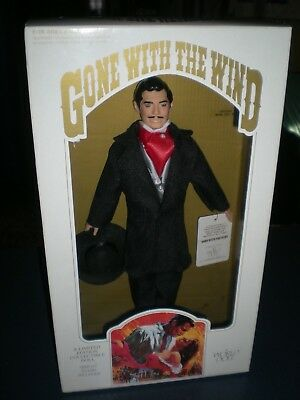 1989 GONE WITH THE WIND  World DOLL   Rhett # 71243
