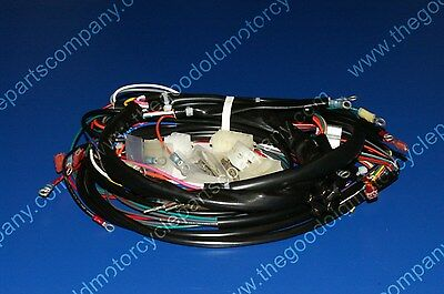 HARLEY DAVIDSON 70320-80 1980-84 FLH Complete Wiring Harness ... on columbia wiring harness, harley wiring diagram for dummies, piaggio wiring harness, harley davidson stereo wiring diagram, harley wiring harness kits, harley sportster wiring harness, harley davidson stator wiring, cobra wiring harness, mercury wiring harness, harley davidson wiring connectors, harley davidson wiring color code, harley davidson trailer wiring diagram, harley davidson speaker wiring, harley softail wiring harness, motorcycle wiring harness, harley wiring harness diagram, royal enfield wiring harness, harley chopper wiring harness, mitsubishi wiring harness, harley shovelhead wiring harness,