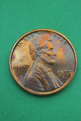 Florida Toned 1973 S Lincoln Memorial Cent Proof Flat Rate Shipping TOM006
