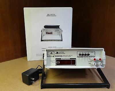 Amptec Research 620Gd Explosive Safety Igniter Tester