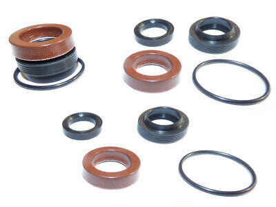 Gasket Repair Kit 3x4 Parts for 16mm High-Pressure Pump Kärcher HD Hds 3 Pistons
