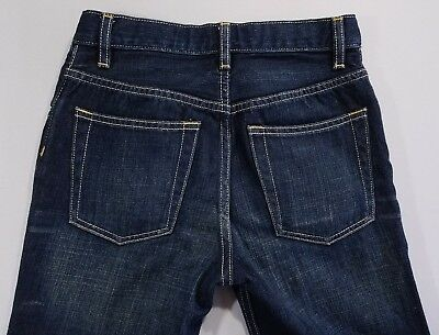 "Gap Kids 1969 Boys Jeans Size 12 x 26"" Regular Boot, adjustable waist"
