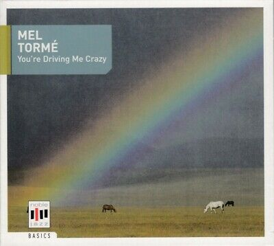 Mel Torme - Youre Driving Me Crazy CD NEU