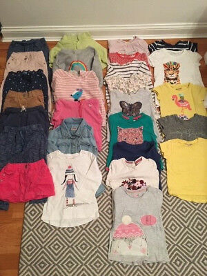 Lovely bundle of baby girls clothes, Size 6-9 & 9-12 months, VGC!