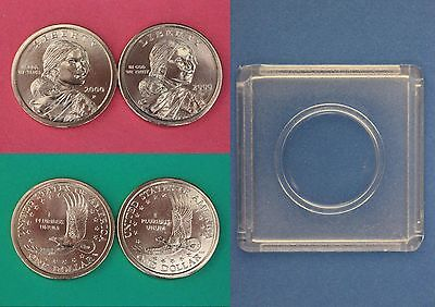 1980 P Susan B Anthony Dollar With 2x2 Case From Mint Set Combined Shipping
