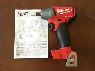 Milwaukee M18 FUEL Li-Ion 1/2 in. Impact Wrench (BT) 2755-20 New