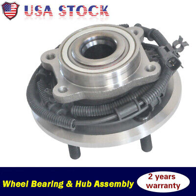 One Bearing Included With Two Years Manufacturer Warranty 2008 fits Dodge Grand Caravan Rear Hub Bearing Assembly