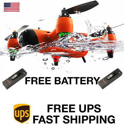 SwellPro SPRY Drone Waterproof Fishing Drone ONE FREE BATTERY FREE FAST SHIPPING